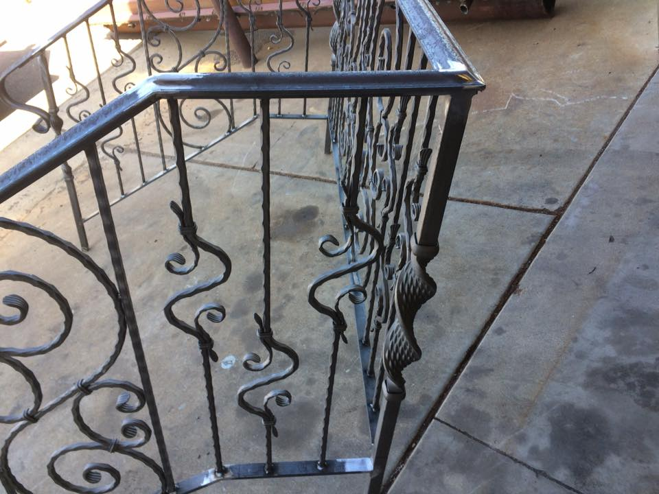 Custom metal fabrication and welding